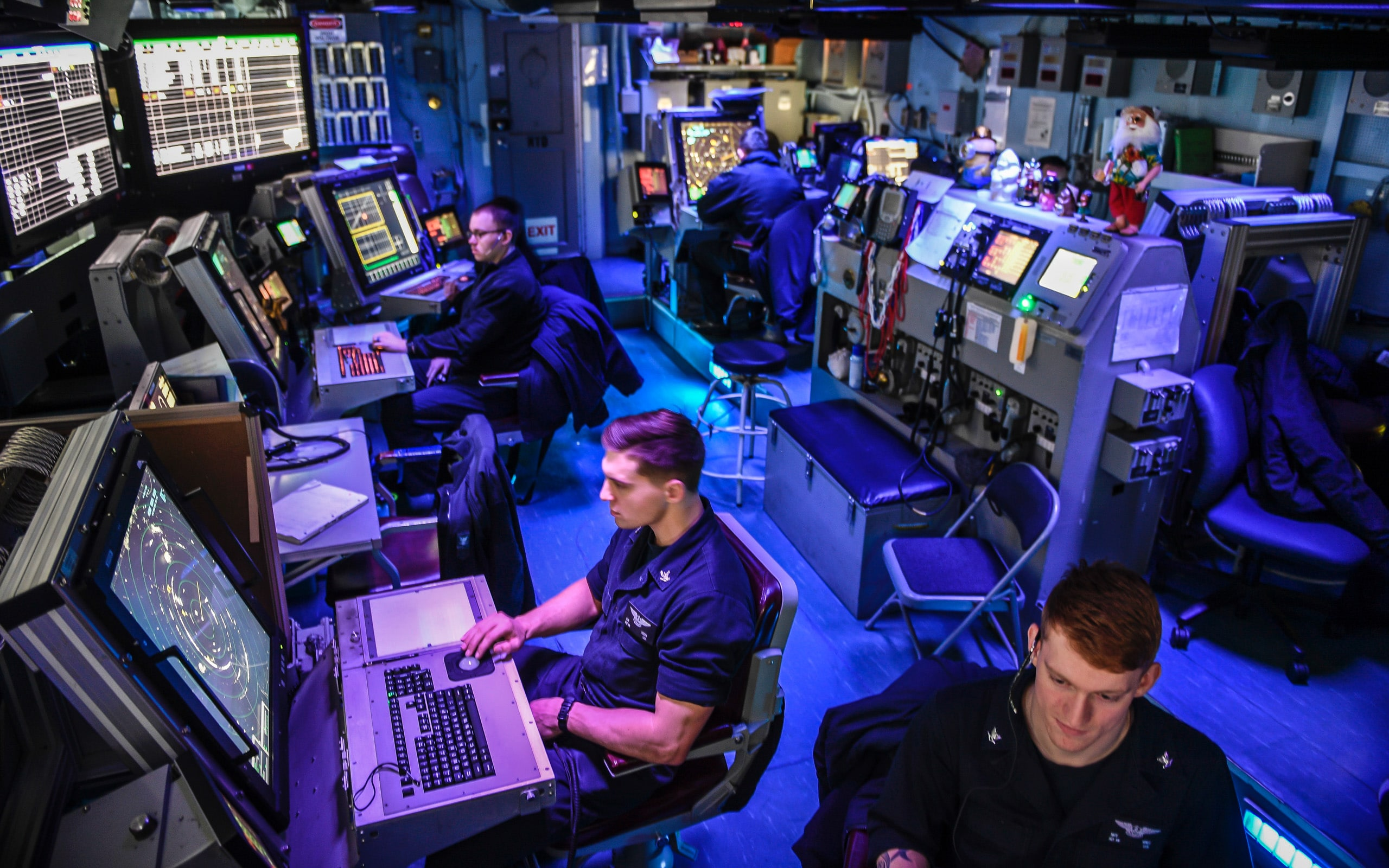 [GovConWire] Navy Awards Six Spots on Potential $2.45B C4ISR Installation Services IDIQ